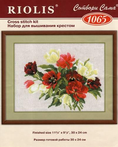 Тюльпаны | Просмотров: 386