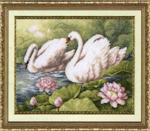 Лебеди | Просмотров: 566