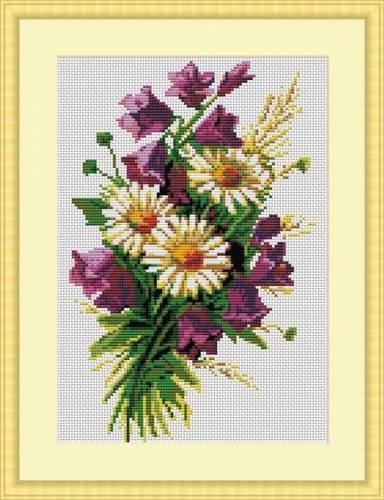 Полевые цветы | Просмотров: