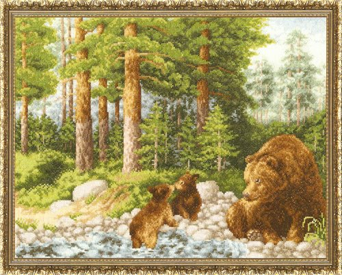 Медведи | Просмотров: 521