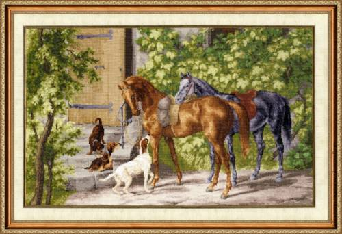 Лошади | Просмотров: 1289