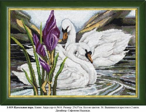 Лебеди | Просмотров: 1806