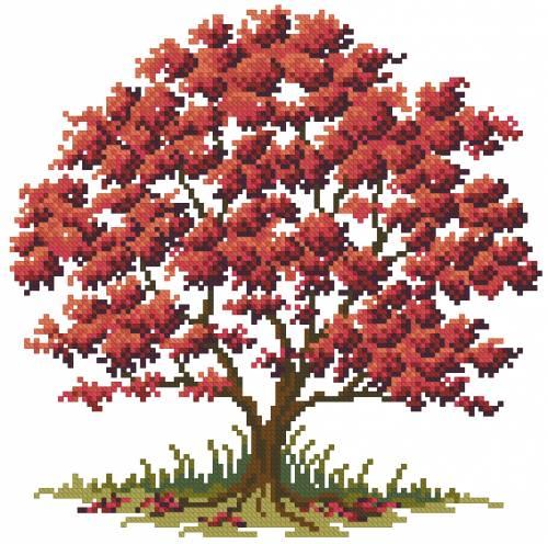 Деревья и цветы в горшках|
